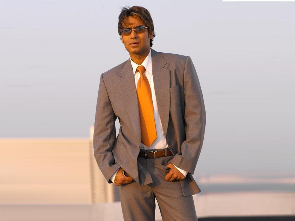 Ajay Devgan Widescreen