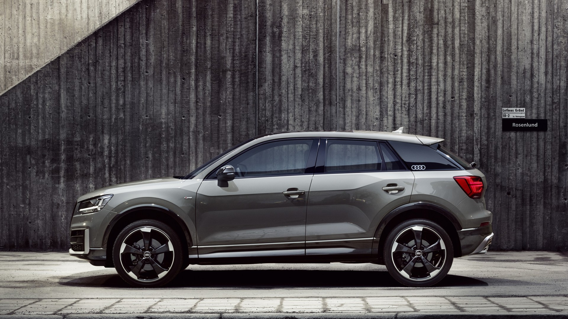 Audi Q2 Download