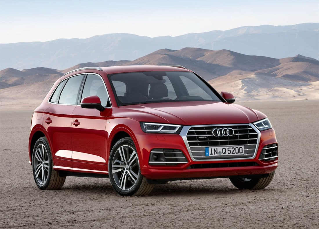 Audi Q5 II Download