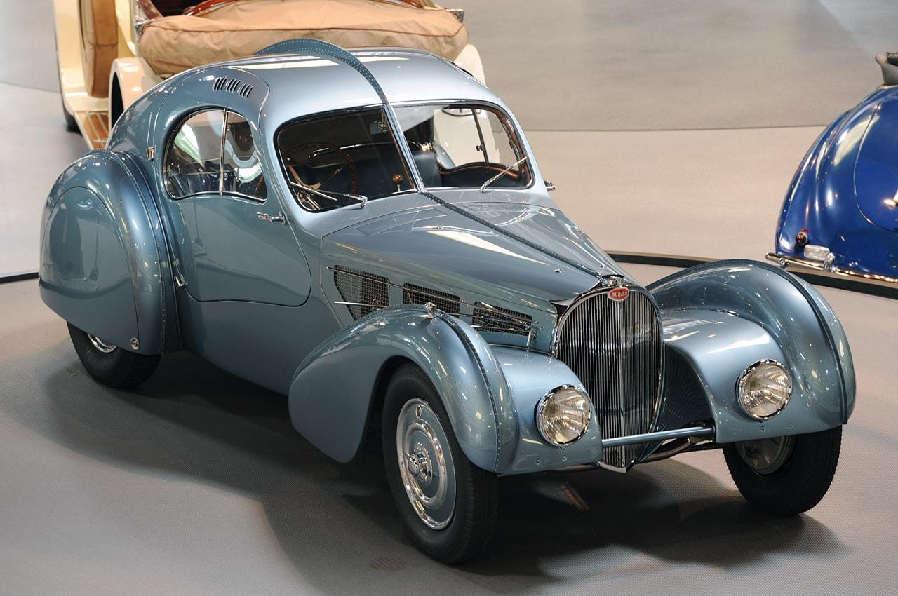 Bugatti Type 57SC Atlantic Coupe Download