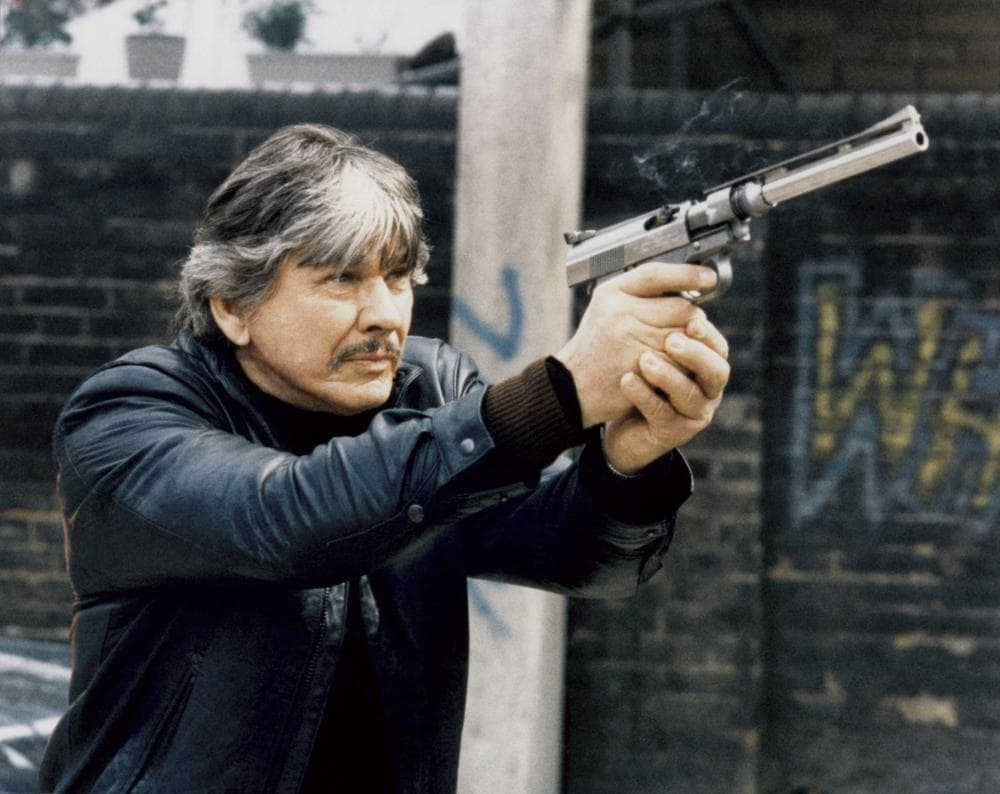 Charles Bronson Widescreen