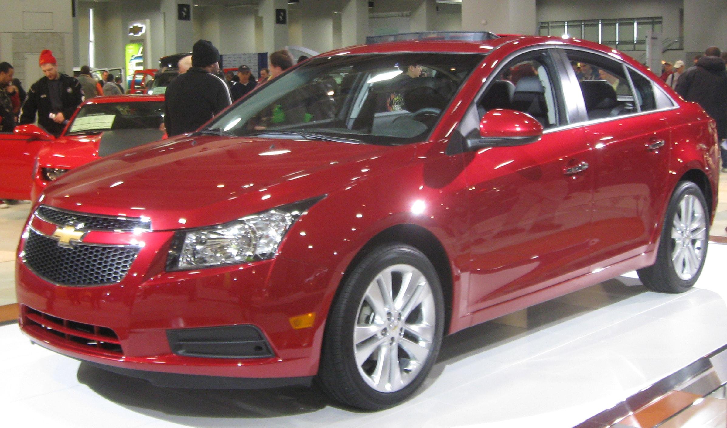 Chevrolet Cruze Download