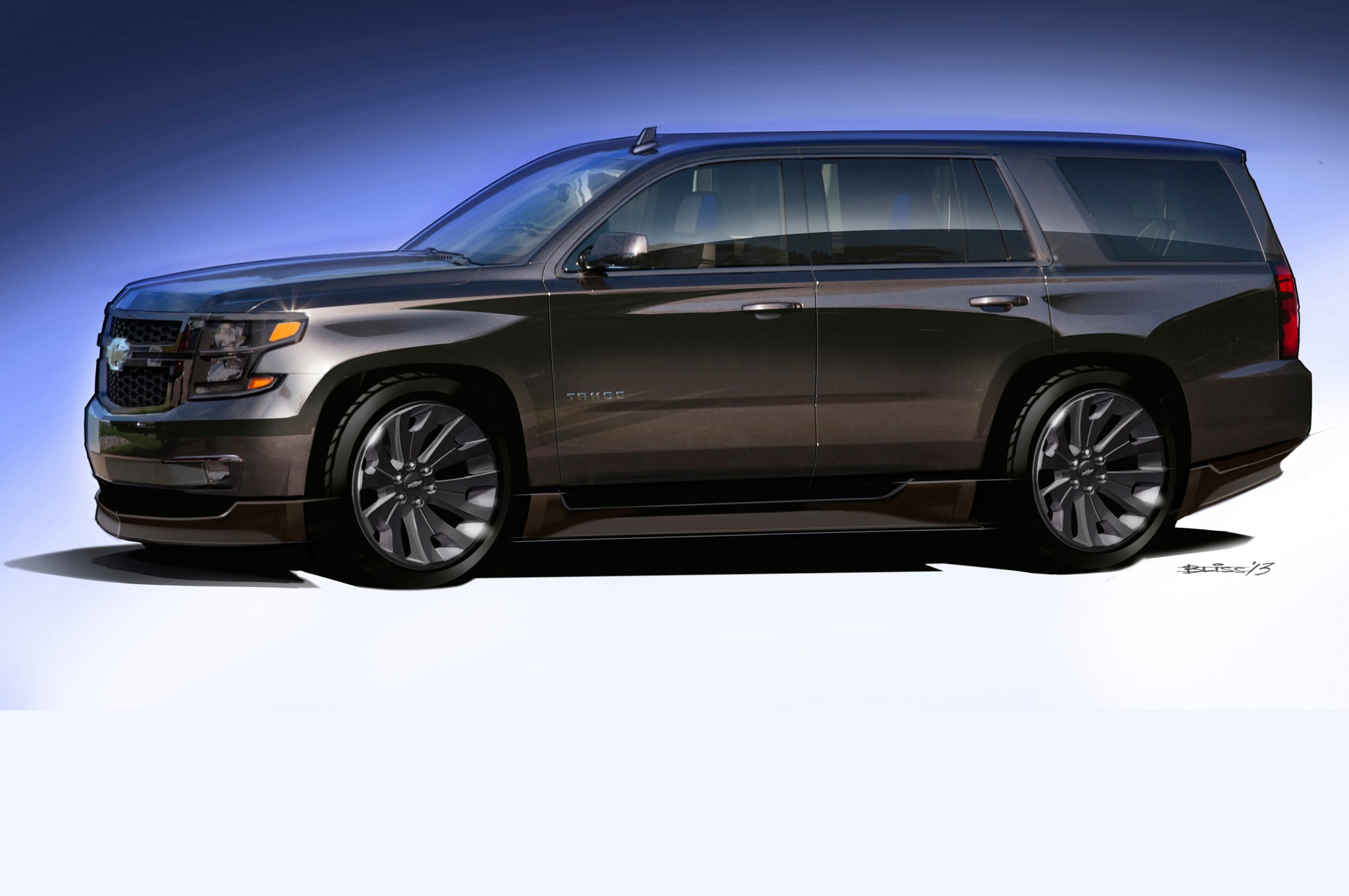 Chevrolet Tahoe 4 Download