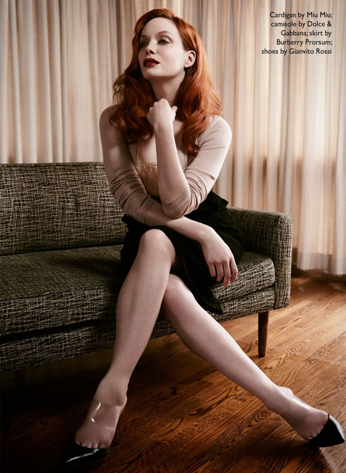 Christina Hendricks Free