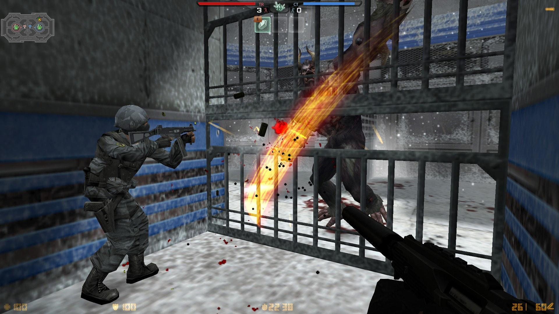 Counter-Strike Nexon: Zombies Download