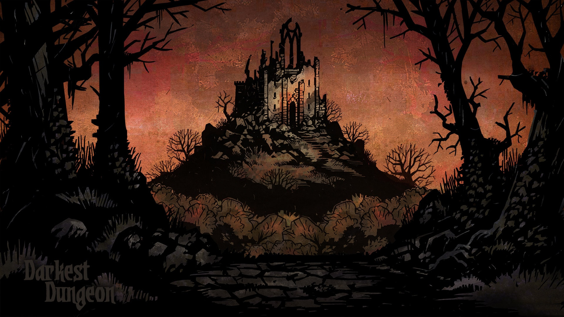 Darkest Dungeon Widescreen