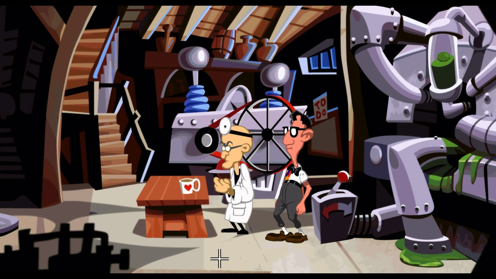 Day of the Tentacle Remastered 2016 Download