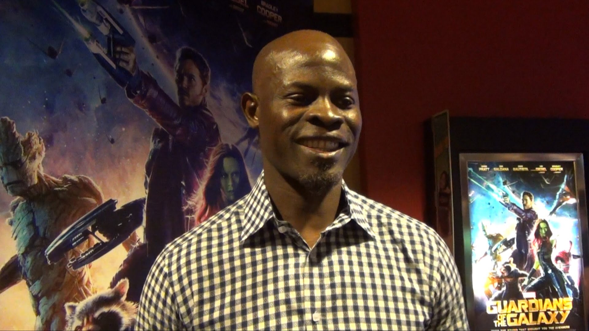 Djimon Hounsou Download