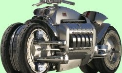 Dodge Tomahawk Widescreen