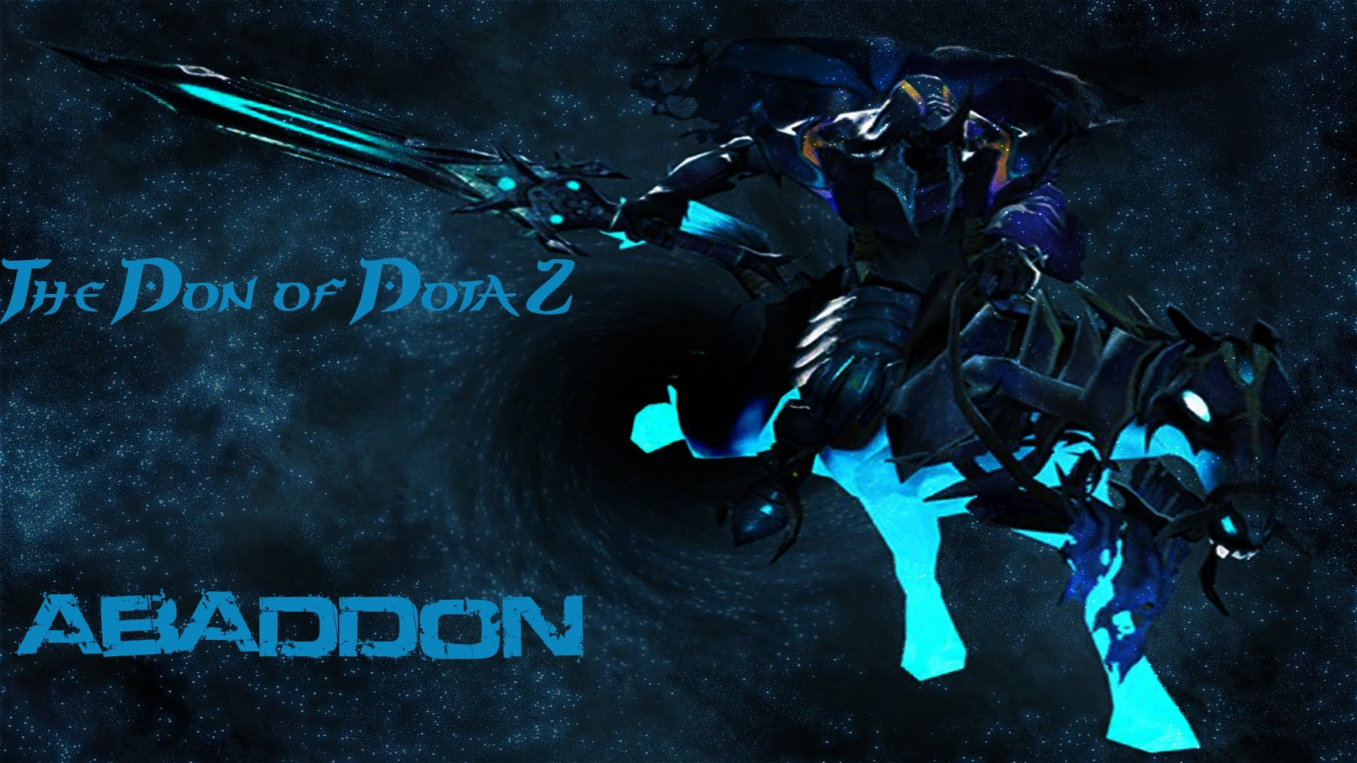 Dota2 : Abaddon Desktop wallpapers
