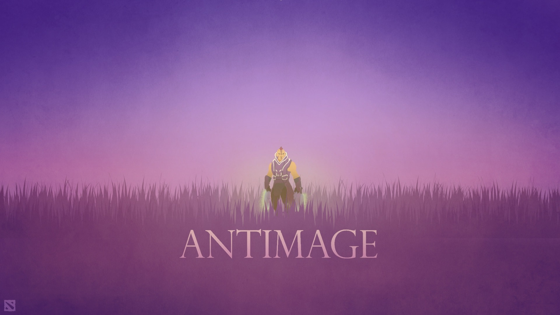 Dota2 : Anti-Mage desktop wallpaper