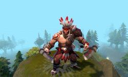 Dota2 : Beastmaster widescreen