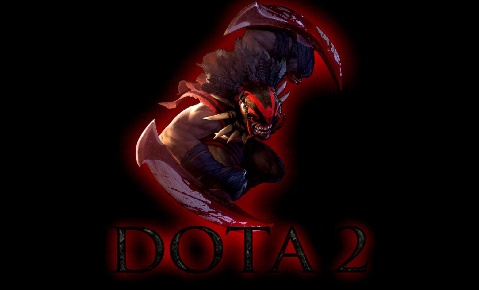 Dota2 : Bloodseeker Desktop wallpapers