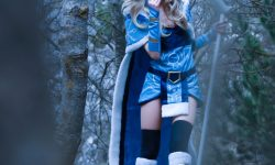 Dota2 : Crystal Maiden Download