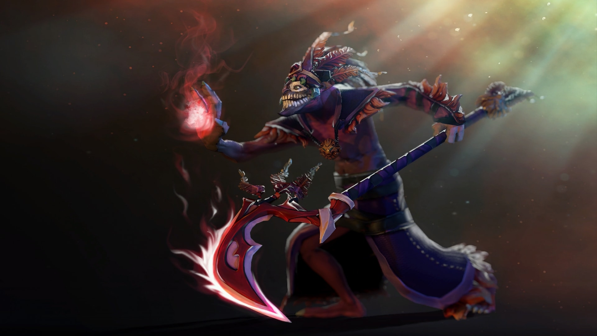 Dota2 : Dazzle Desktop wallpapers