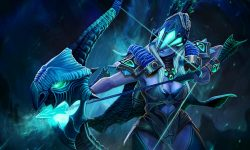 Dota2 : Drow Ranger Download