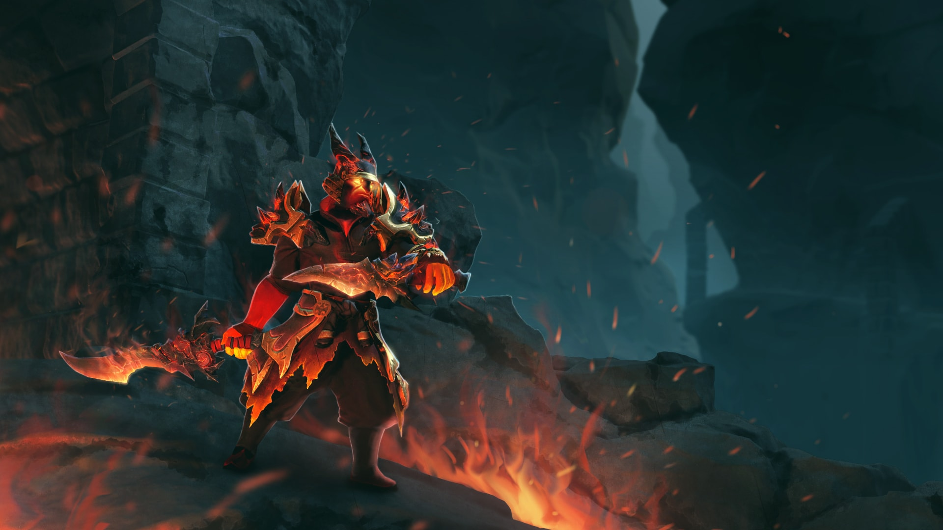 Dota2 : Ember Spirit Download