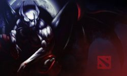 Dota2 : Night Stalker widescreen