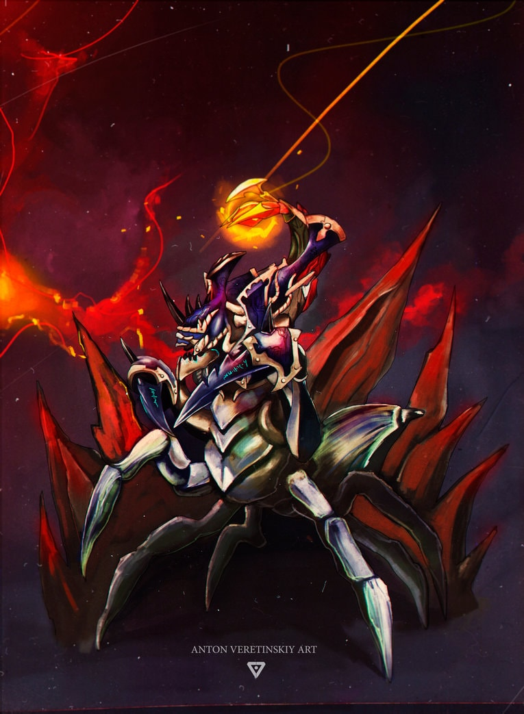 Dota2 : Nyx Assassin iPhone wallpapers