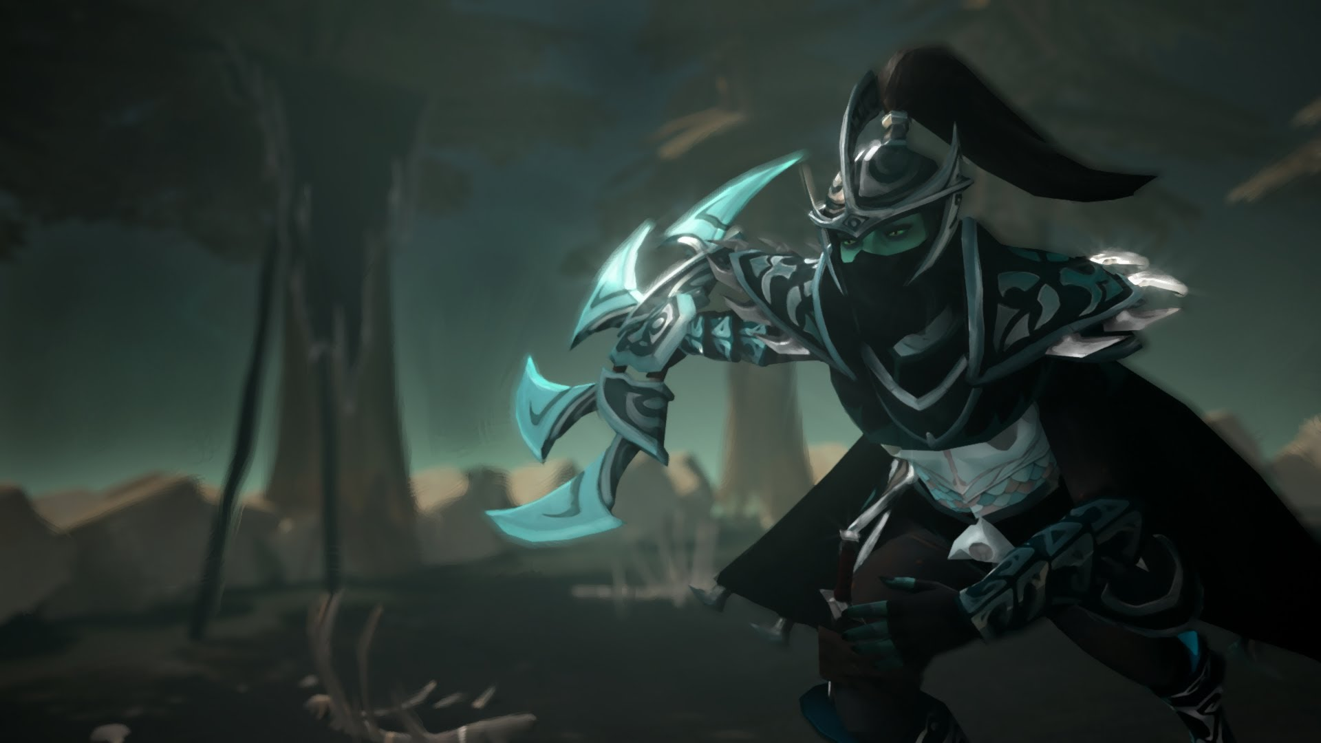 Dota2 : Phantom Assassin Desktop wallpapers