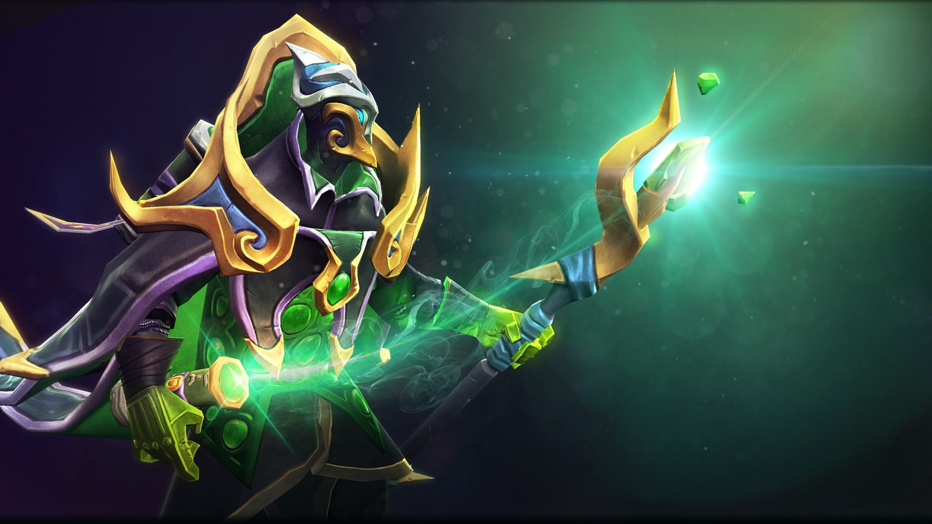 Dota2 : Rubick Desktop wallpapers