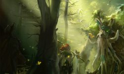 Dota2 : Treant Protector widescreen