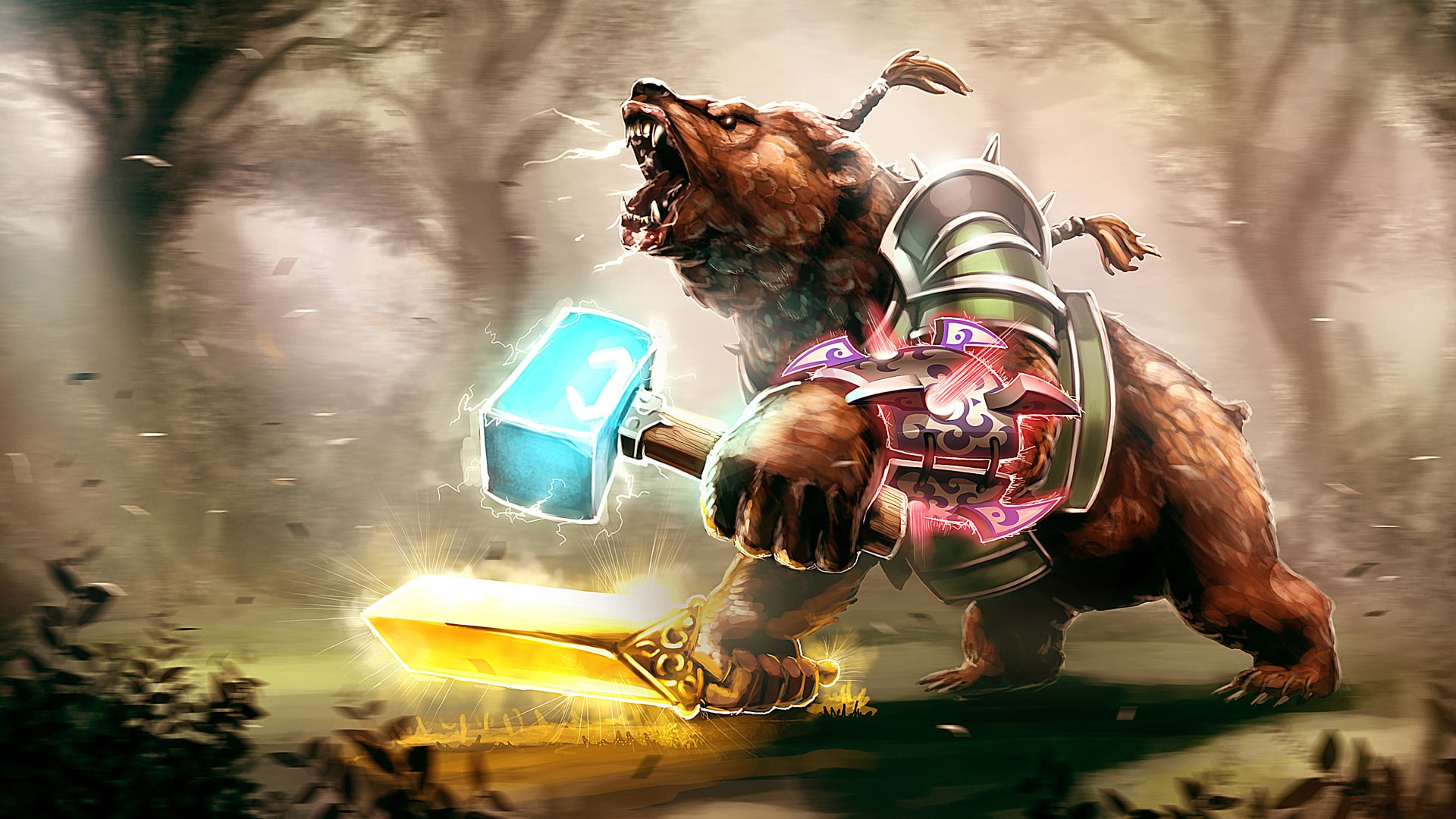 Dota2 : Ursa Download