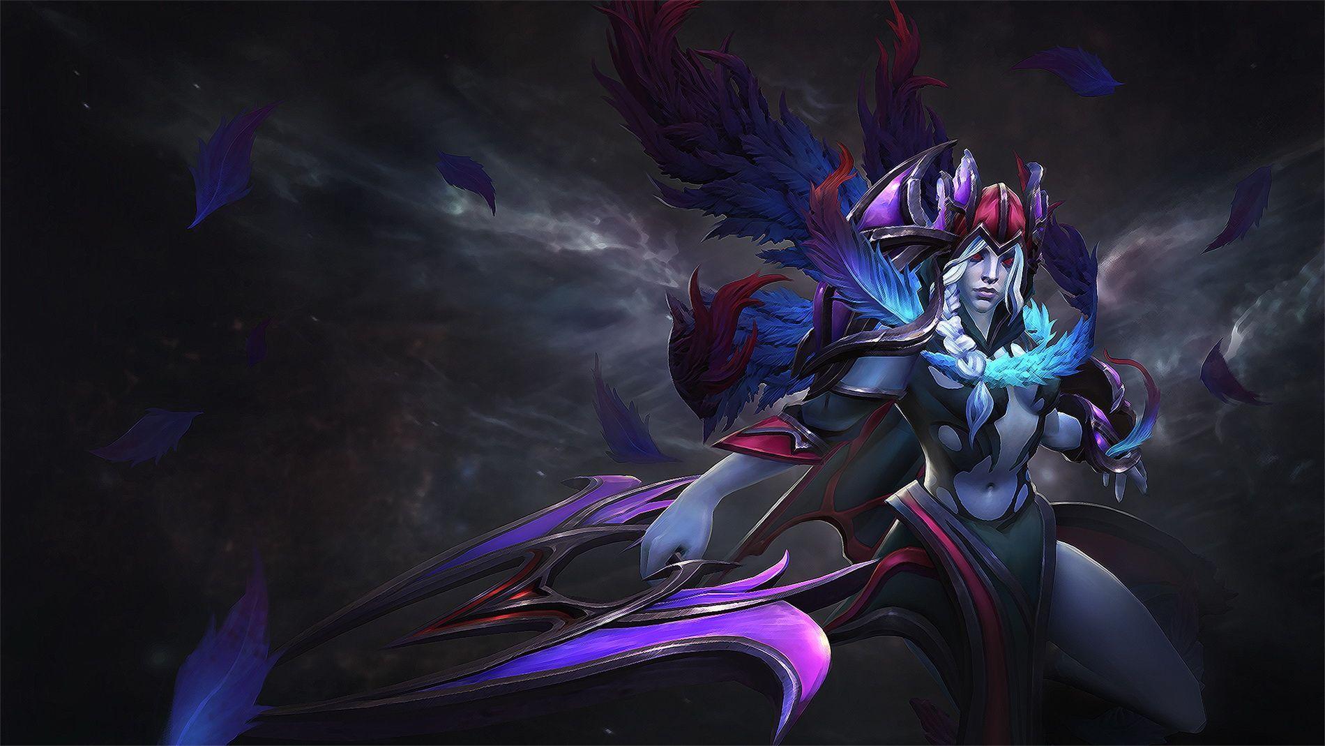 Dota2 : Vengeful Spirit Download