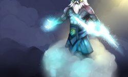 Dota2 : Zeus desktop wallpaper