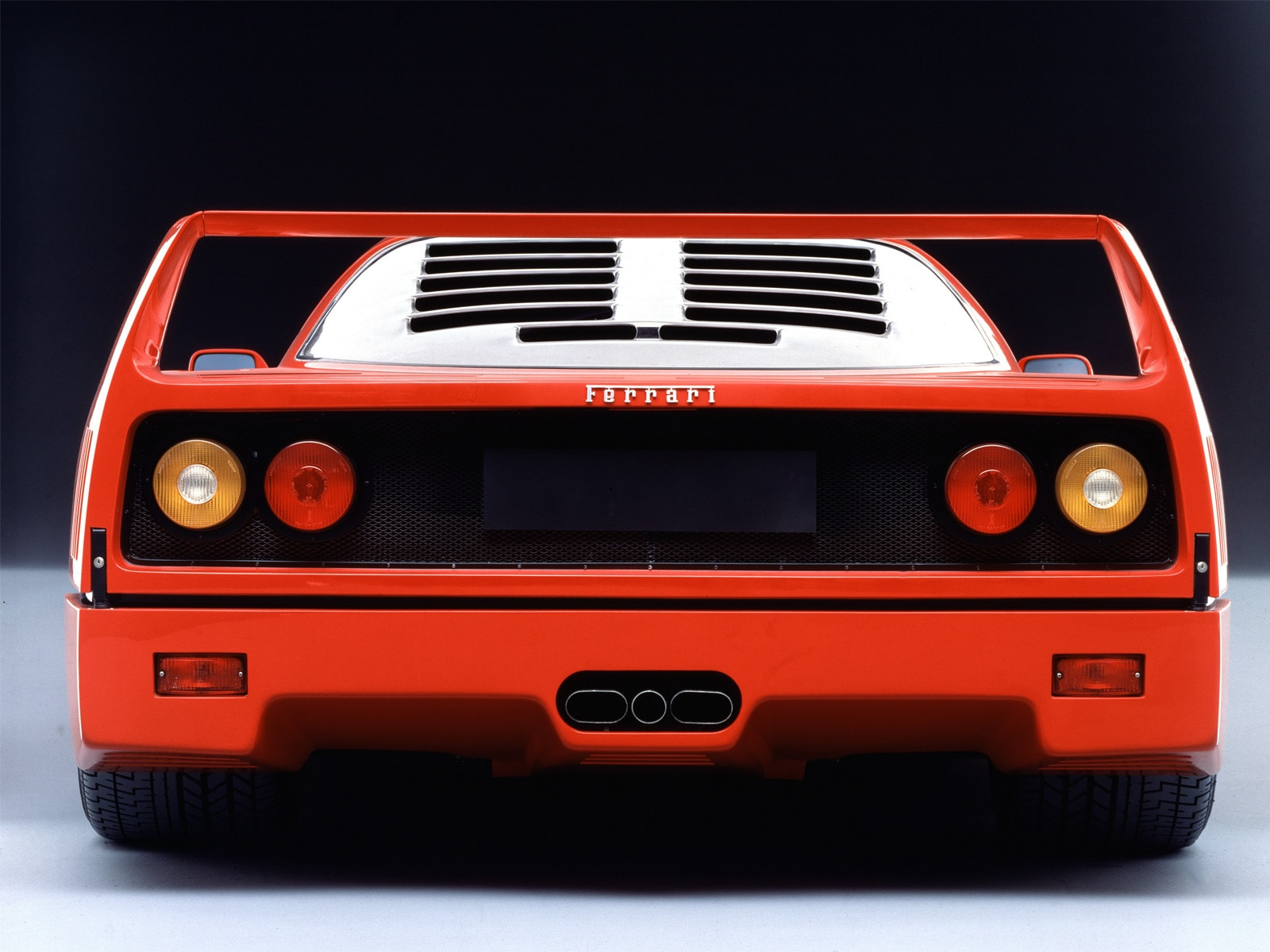 Ferrari F40 Hd Wallpapers 7wallpapers Net
