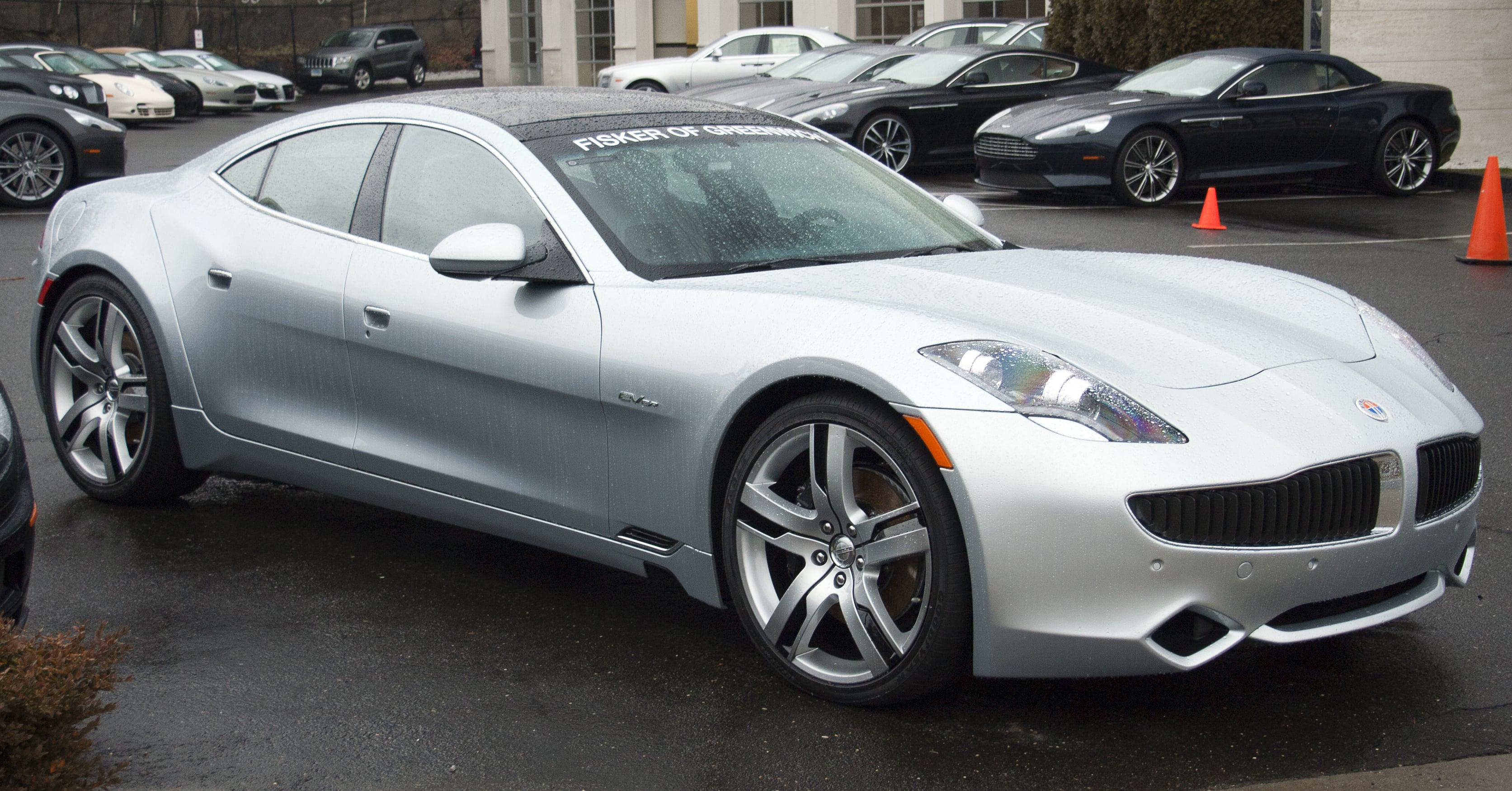 Fisker Karma Download