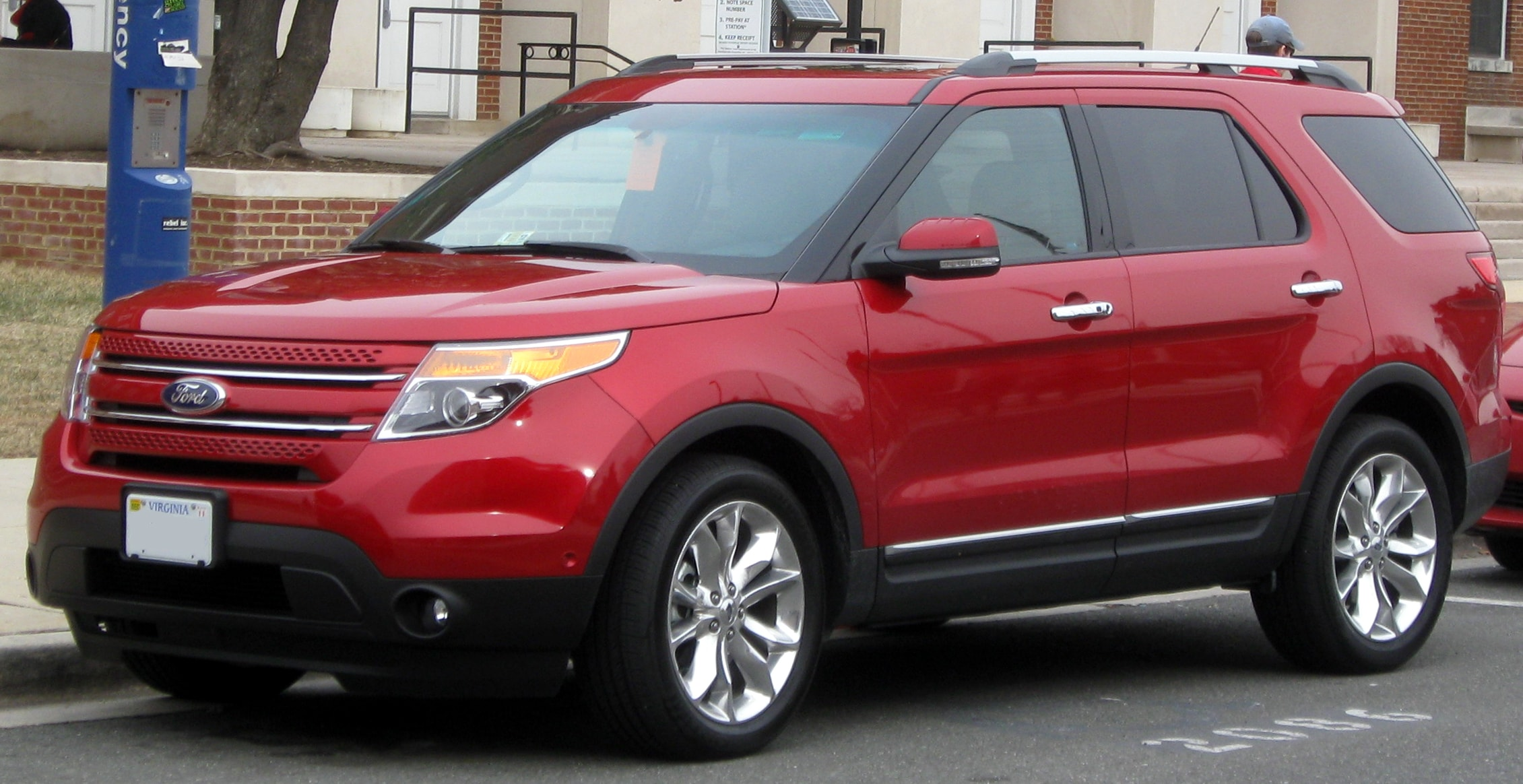 Ford Explorer Download