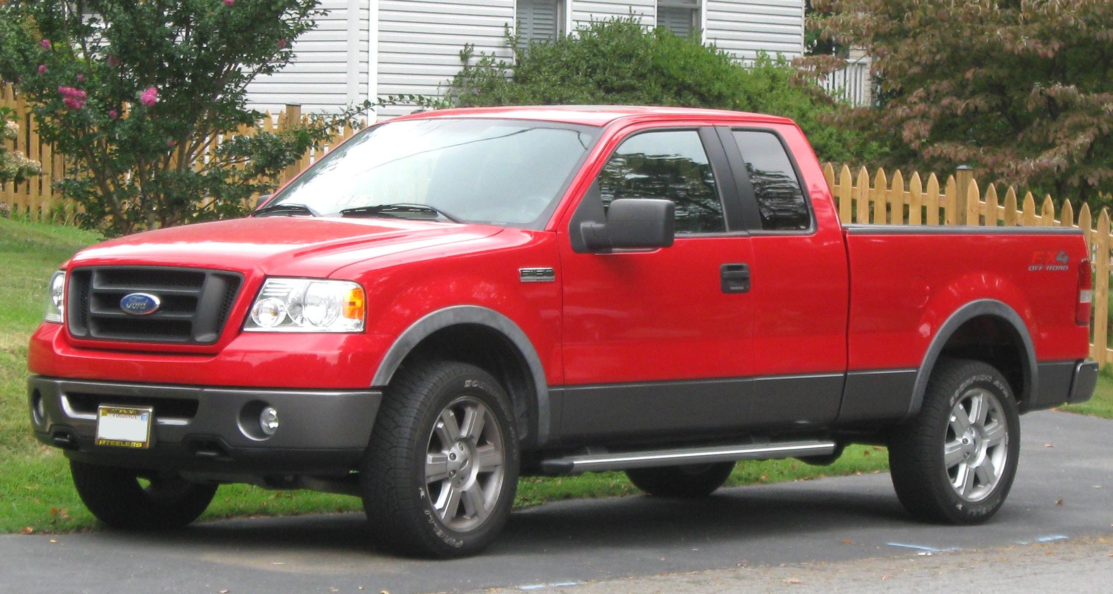 Ford F-150 HD