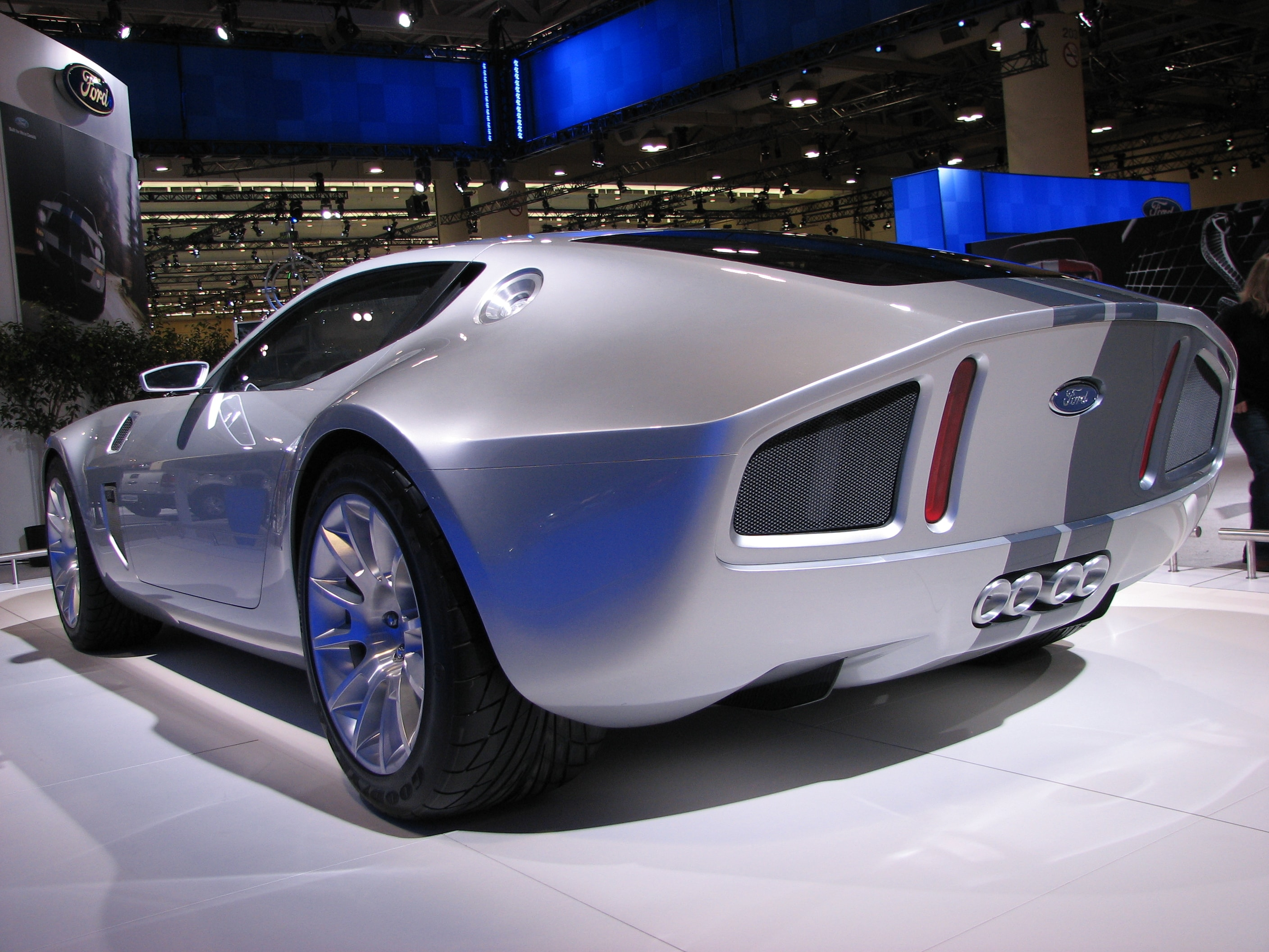 Ford Shelby GR1 Concept Download