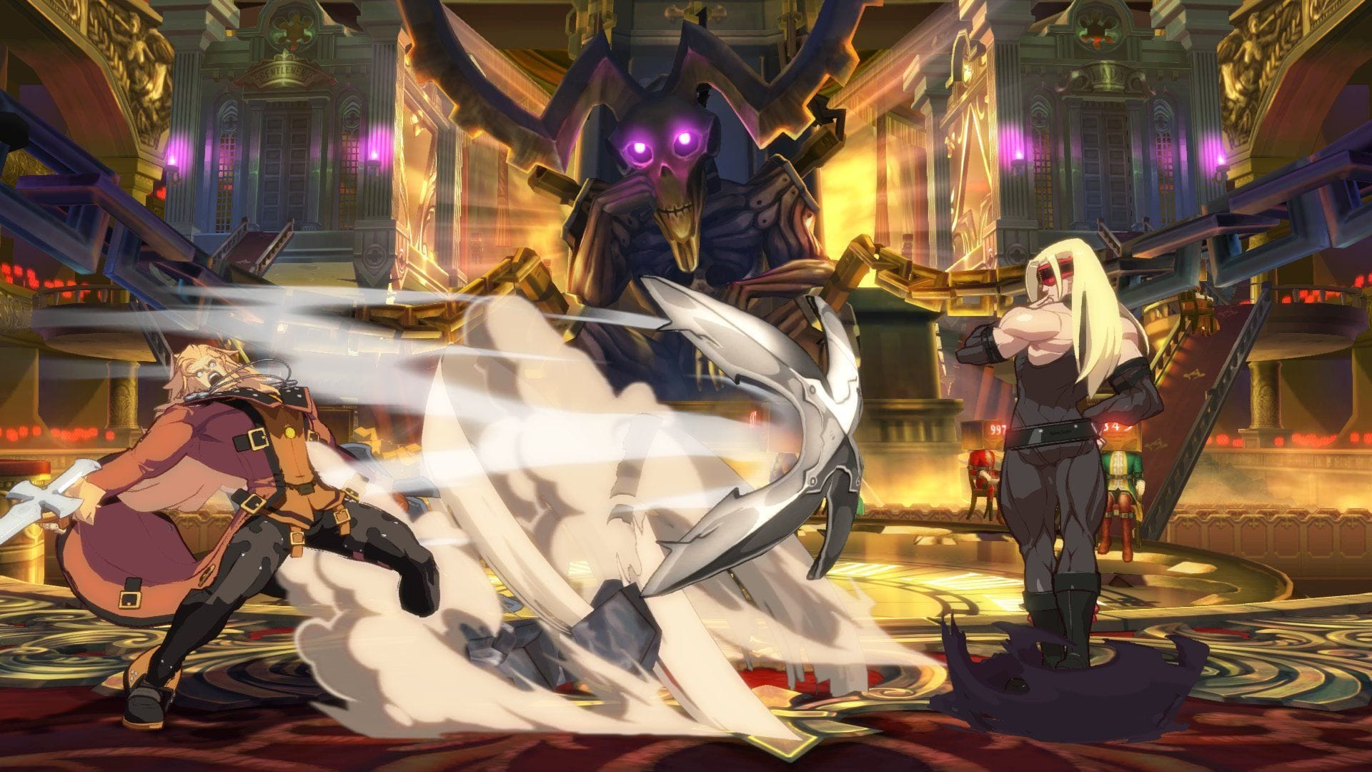 Guilty Gear: Leo Whitefang Download