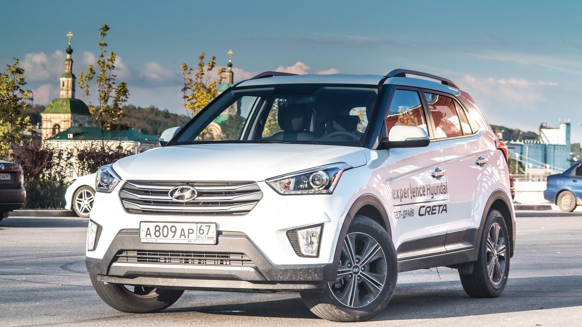 Hyundai Creta Hd Wallpapers 7wallpapers Net