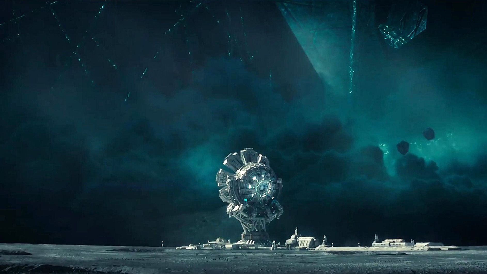 Independence Day: Resurgence Walls