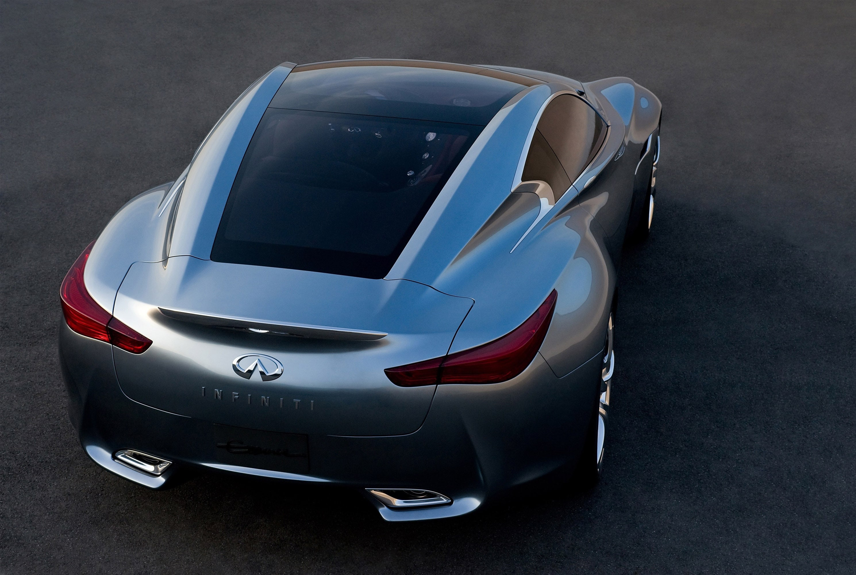 Infiniti Essence Concept Download