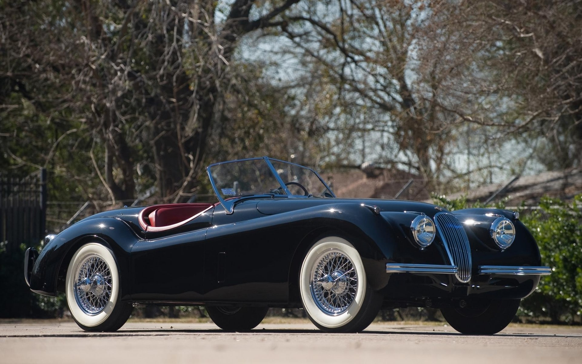Jaguar XK120 Download