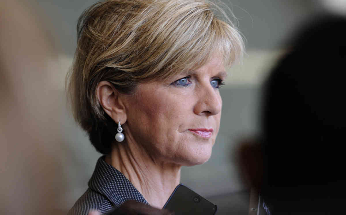 Julie Bishop Download