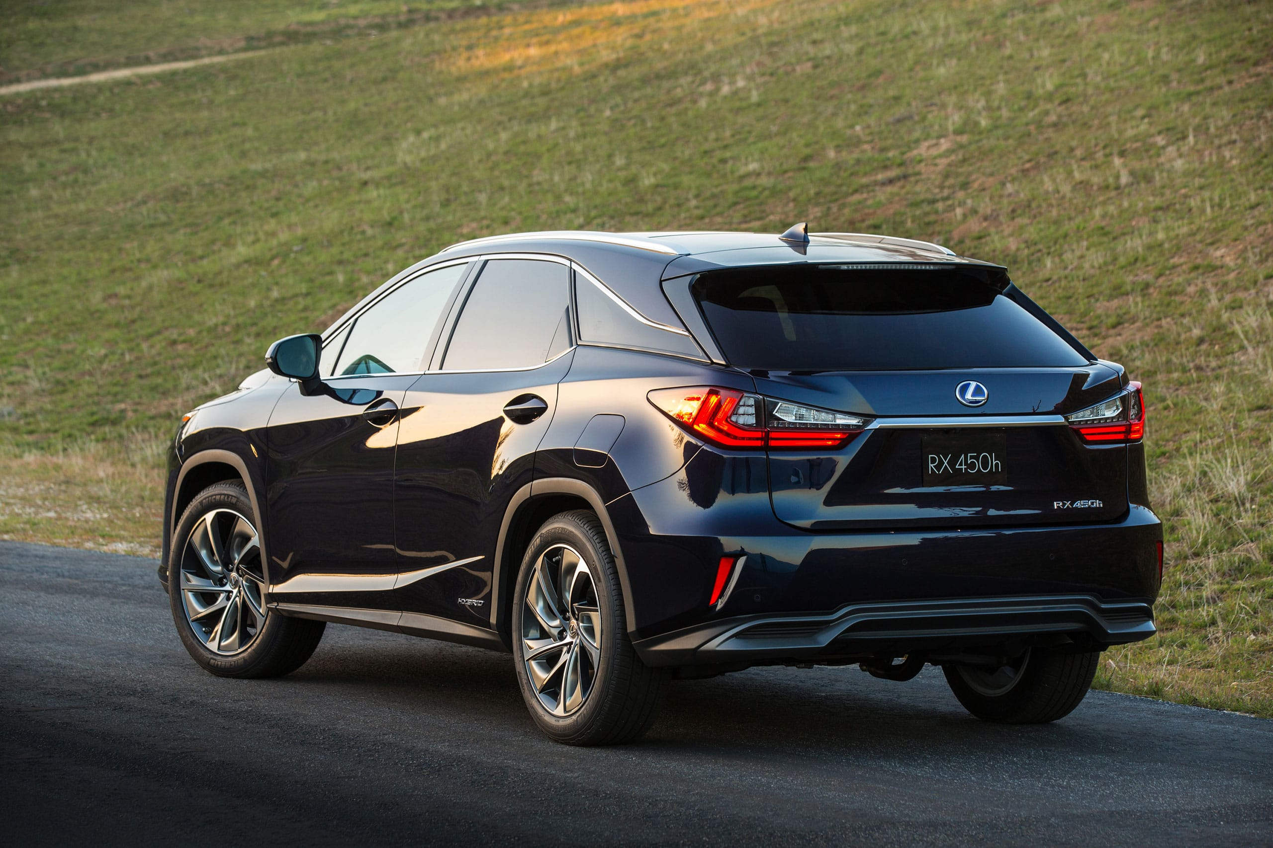 Lexus RX 4 Download