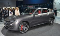 Maserati Levante Download