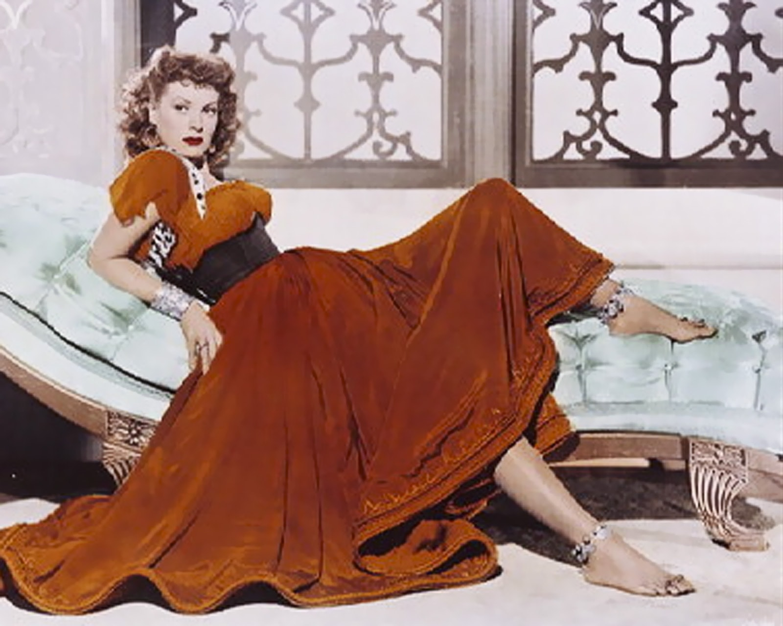 Maureen O'hara widescreen wallpapers