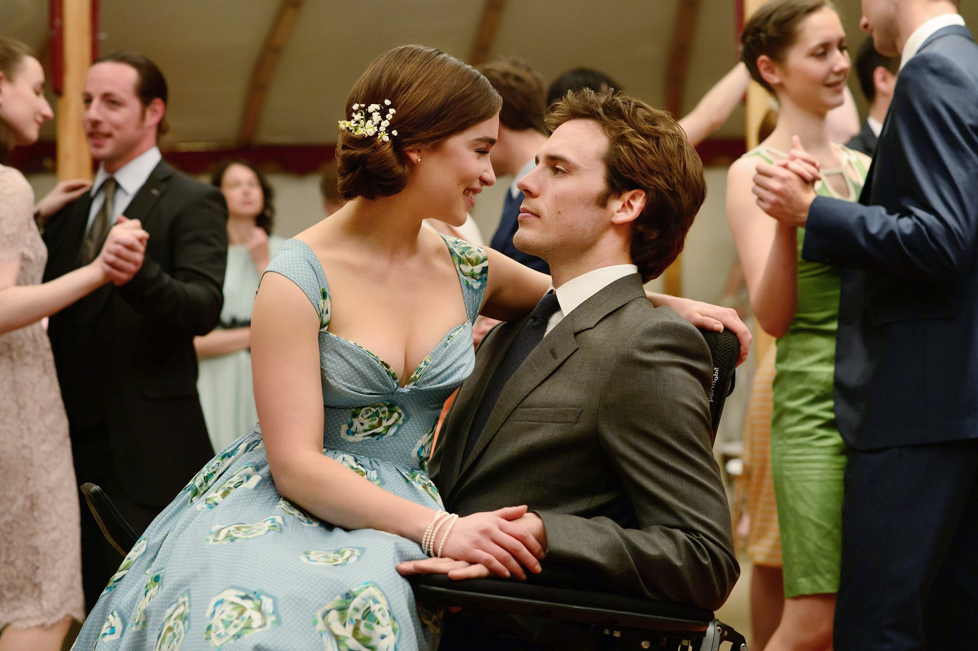 Me Before You widescreen