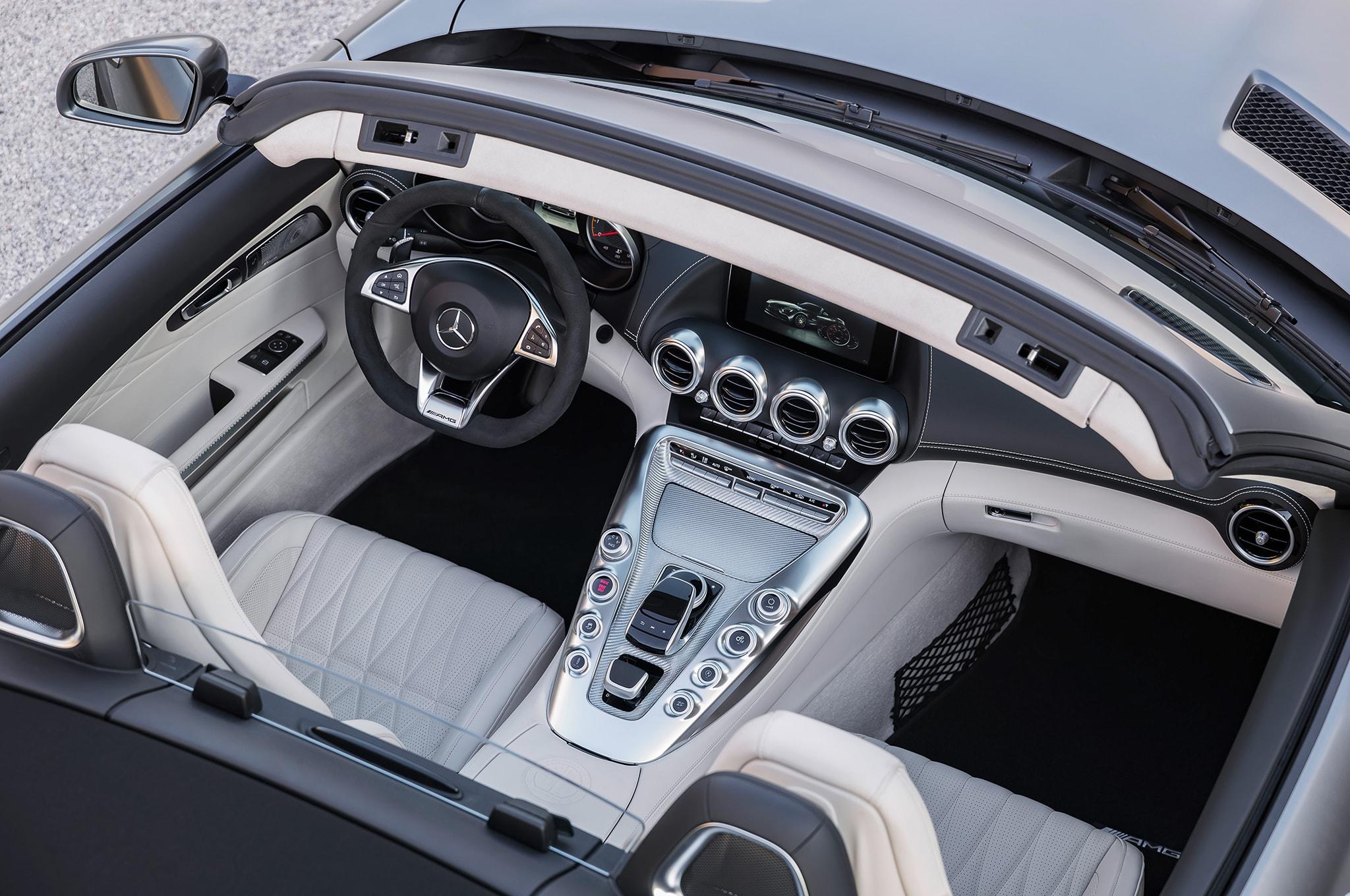 Mercedes-AMG GT Roadster Download