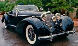 Mercedes-Benz 540K Special Roadster Download
