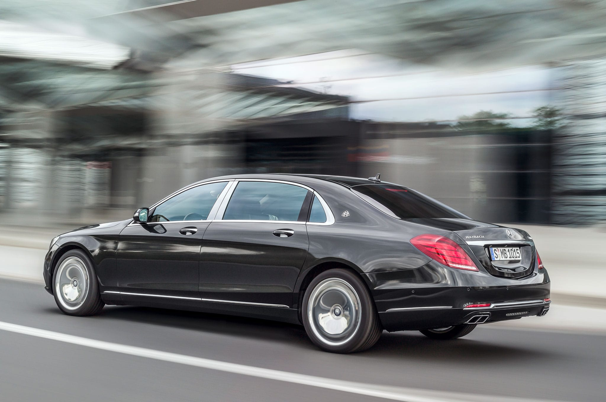 Mercedes-Maybach S-Class Download