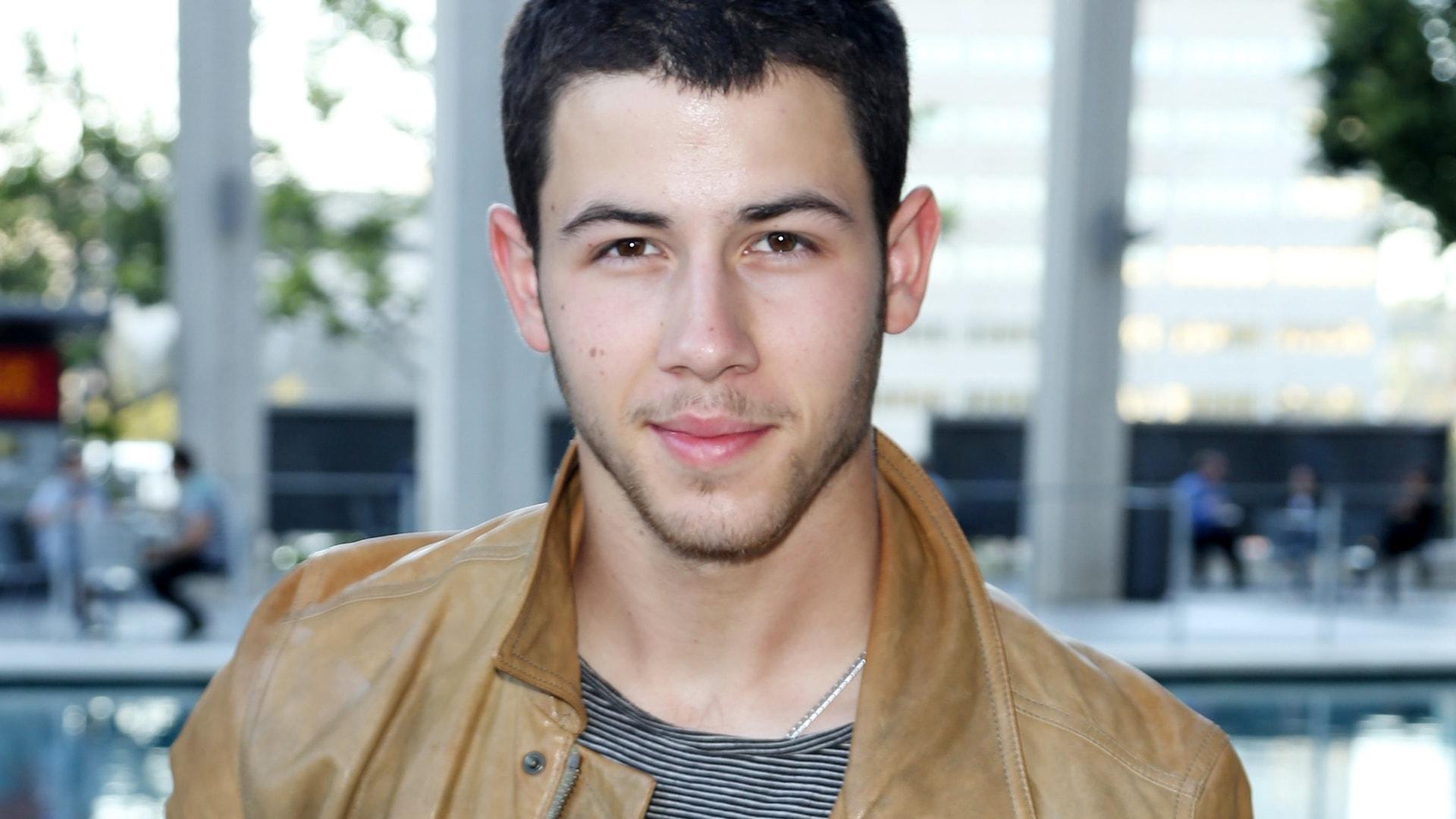 Nick Jonas HD Desktop Wallpapers