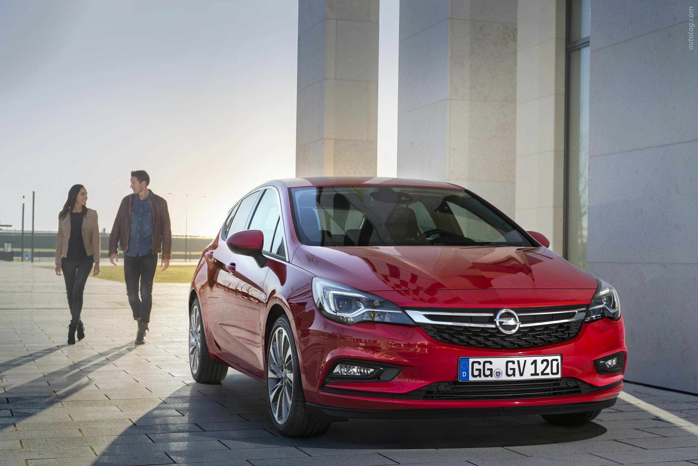 Opel Astra K Download