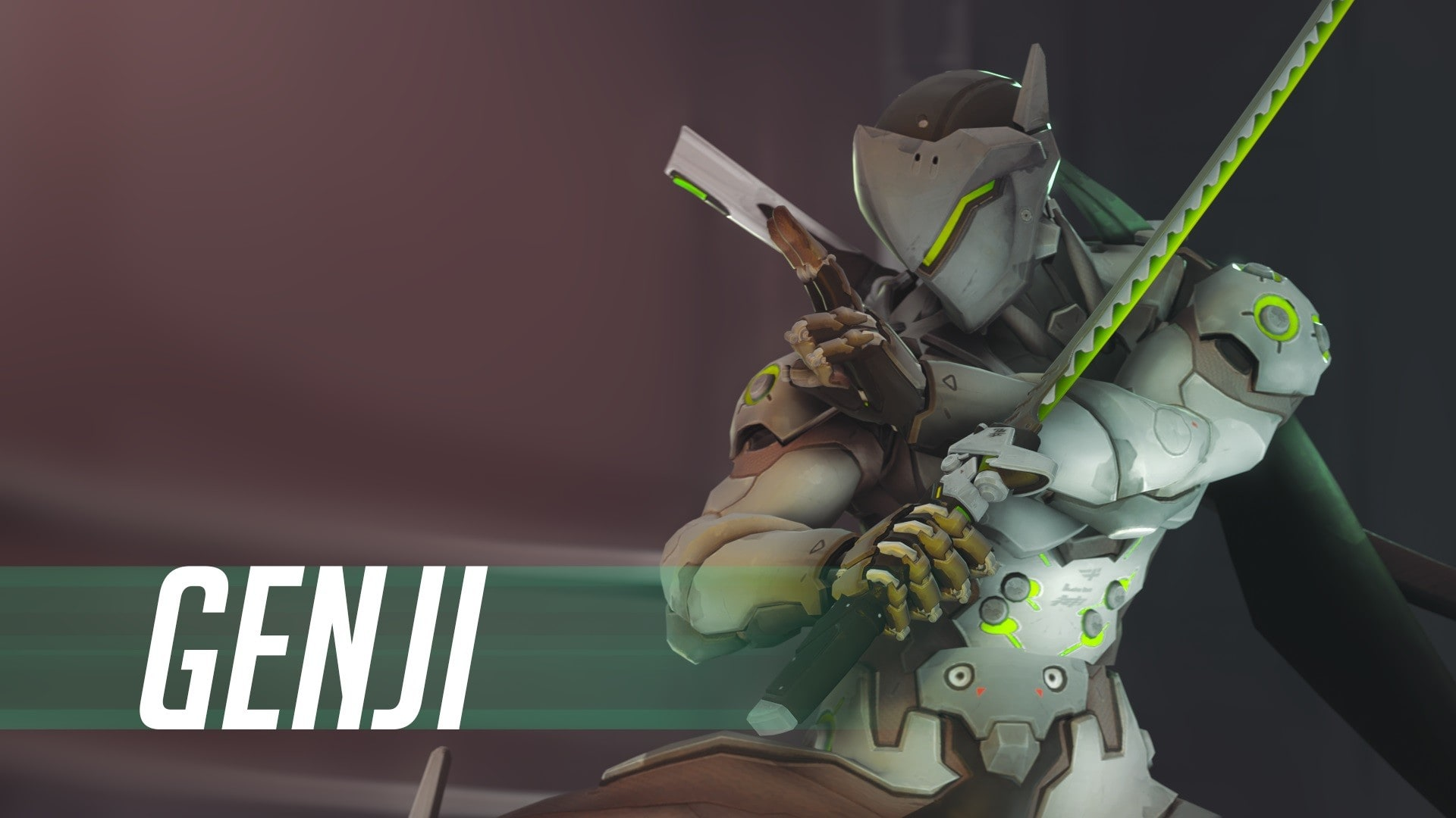 Overwatch : Genji HD